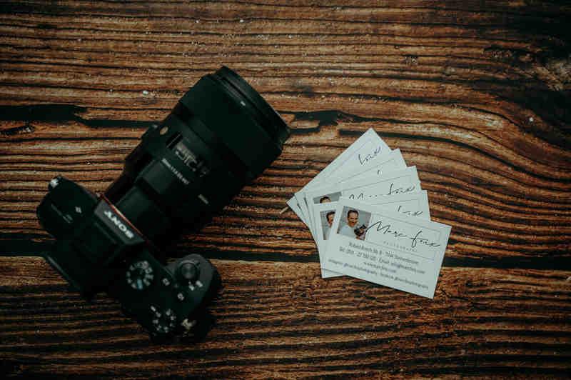 Checkliste Fotograf Shooting